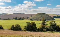 Silbury Hill (Keith in Exeter) Tags: silbury hill avebury worldheritage unesco wiltshire prehistoric landscape field downs farmland sky england