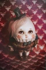 * * * (*TatianaB*) Tags: red bjd abjd balljointeddoll bjddoll soom egg dollsoom humptydumpty