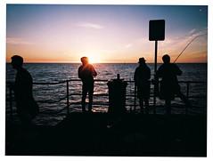 Hook, Line & Thinker ii (@fotodudenz) Tags: fuji fujifilm ga645w ga645wi medium format point and shoot film rangefinder 28mm 45mm 2018 120 glenelg adelaide south australia kodak portra 400