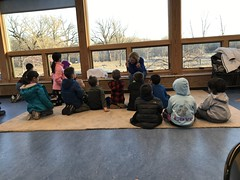 """Learning About Coyotes at the Nature Center • <a style=""""font-size:0.8em;"""" href=""""http://www.flickr.com/photos/109120354@N07/47354322712/"""" target=""""_blank"""">View on Flickr</a>"""