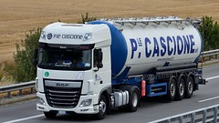 I - P. le Cascione DAF XF 106 SSC (BonsaiTruck) Tags: cascione daf lkw lastwagen lastzug silozug truck trucks lorry lorries camion caminhoes silo bulk citerne powdertank