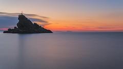 Sunset LongExposure (Oash_Dany) Tags: sunset longexposure italy calabria