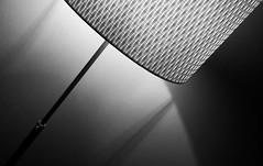 Light is all (frankdorgathen) Tags: minimalismus minimalistic minimalism monochrome blackandwhite schwarzweiss schwarzweis alpha6000 sony sony35mm stilllife stillleben licht light lampe lamp