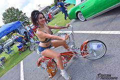 KRAZY VATO'S ATLANTA SUPER SHOW (jadafiend) Tags: cruisein lowrider chevy buick montecarlo cadillac regal impala fleetwood bicycle donks hydros hydraulics spokes wires switches hoppers models bikini patterns flakes airbrushed truspokes daytons juiced motorcycles baggers harleydavidson caprice ford family friends justjdmphotography justjdmphotog teamnikon d7200 d7000 fisheye cutlass wagon krazyvatoscc bagged airbagged culture marrietta georgia