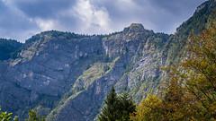 Slovénie J6-19 (Merlin H.) Tags: bohinj montagne paysage slovénie cielétoilé lacdebohinj landscape macro mountains nocturne papillon poselongue reflets