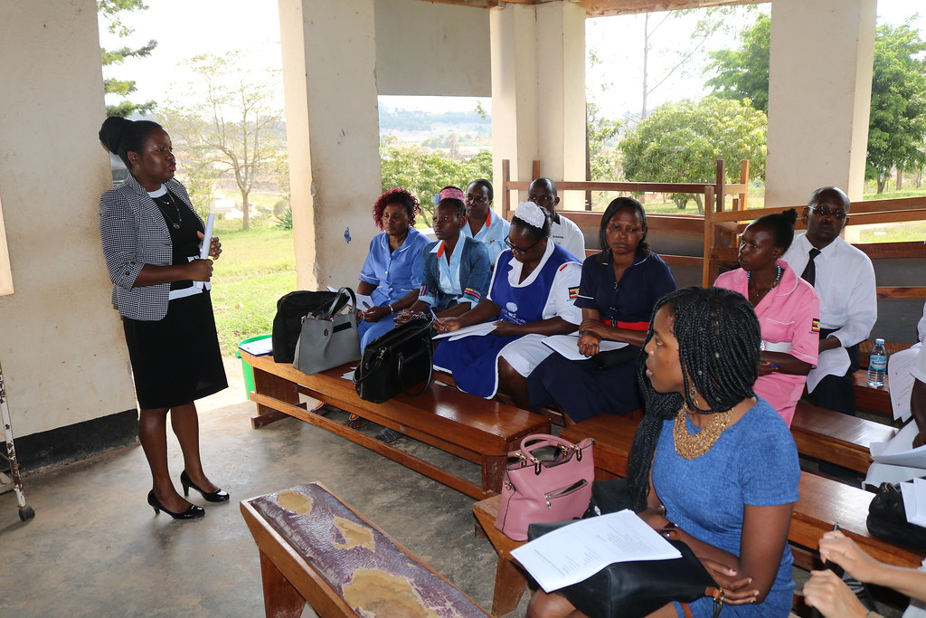Implementers: Ugandan Midwives Operating Adolescent-Friendly ANC and PNC care