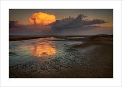 The Age of Quarrel (Nigel Morton) Tags: beach wells wellsnexthesea sea seascape lowtide holkham norfolk sunset landscape thegreatoutdoors theageofquarrel