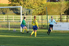 58g (Dale James Photo's) Tags: buckingham athletic ladies football club ascot united fc reserves womens thames valley counties league cup stratford fields non