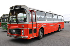 101 YCH 890M (1) (ANDY'S UK TRANSPORT PAGE) Tags: buses showbus2018 castledonington preservedbuses trent