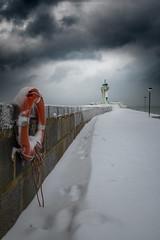 Cold day (Sascha Gebhardt Photography) Tags: nikon nikkor d850 2470mm landscape landschaft lightroom lighthouse leuchtturm ostsee reise roadtrip reisen rügen photoshop travel tour fototour fx