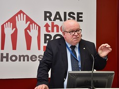 Raise The Roof Conference..48 (Irish Congress of Trade Unions) Tags: brendan kenny dublin city council