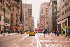 New York Flags (Eddie K. Photo) Tags: new york city manhattan street photograpy