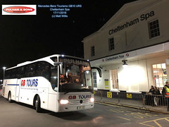 PULHAMS TRAVEL BOURTON ON THE WATER MERCEDES BENZ TOURISMO GB10 URS GB TOURS LIVERY CHELTENHAM SPA 17112018 (MATT WILLIS VIDEO PRODUCTIONS) Tags: pulhams travel bourton on the water mercedes benz tourismo gb10 urs gb tours livery cheltenham spa 17112018