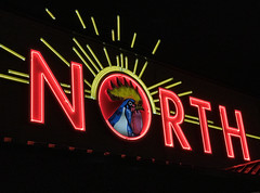 north market (brown_theo) Tags: north market short columbus ohio downtown neon sign night