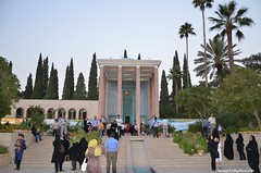 Tomb of Saadi-Shiraz(IRAN) (hamid-golpesar) Tags: tombofsaadi tomb saadi 1952 tourismattractions poet poem farsprovince fars shiraz tree people landscape nature owaysee outdoor iran travel hamid hamidgolpesar hamidowaysee building bustan golestan karimkhanzand iranian iranianpoet greatpoet