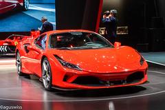 Ferrari V8 Tributo (aguswiss1) Tags: supercar flickrcar dreamcar amazingcar f8triputo carlover v8 carheaven flickr 300kmh auto carspotting carshow carswithoutlimits carporn sportscar car ferrari fastcar autosalon caroftheday exoticcar