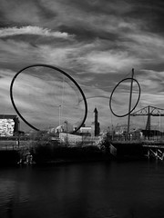 Temenos (northsky) Tags: middlesbrough kapor temenos dock sculpture art riverside middlehaven