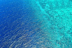 Blue Water (theagif) Tags: 4k wallpaper birds eye view blue water drone photography shot environment hd nature ocean ripples sea