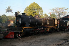 I_B_1520 (florian_grupp) Tags: asia myanmar burma train railway railroad bago pegu myanmarailways southeast metergauge metregauge 1000mm steam locomotive steamlocomotive vulcan foundry 2007
