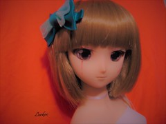 Retro (Lurkz D) Tags: lurker spunky doll dd dollfiedream vinyl volks custom