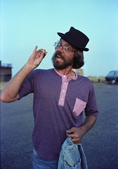 Hal Simons, Bismarck, North Dakota 1/August/1982 (thstrand) Tags: 1982 1980s nd northdakota bismarck halsimons