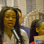 Cleopatra Watson for 9th Ward City of Chicago Aldermanic Candidates Press Conference to Support Civilian Police Accountability Council Chicago Illinois 1-9-19 5550 thumbnail