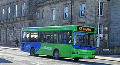 Keighley (Andrew Stopford) Tags: yj04lxu transbus mpd transdev keighleybusco keighleydistrict wharfedalelinks