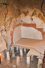 Roman Bath at Masada National Park - Judaea Desert Masada Israel (mbell1975) Tags: 2018 southerndistrict israel il roman bath masada national park judaea desert middleeast middle east west bank westbank ruins ruin historic ancient