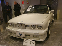 1990 BMW 325i Cabrio by Hartge (peterolthof) Tags: interclassics maastricht peterolthof