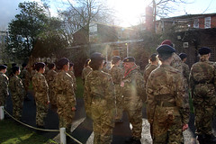 CCF Inspection 2019 (15) (Headington School, Oxford) Tags: u4 l5 u5 l6 u6 ccf middle sixthform headingtonschool