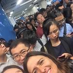 subway cramped! thumbnail