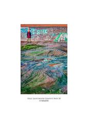 Ben & Graffiti (andyyoung37) Tags: graffiti reflections streetkid urban sandstone