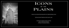 Icons of the Plains (Christopher J May) Tags: grainelevator photographyexhibition show fineartphotography sangredecristoartscenter pueblo colorado co