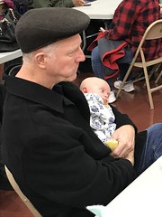 "Grandpa Miller Holds Sam • <a style=""font-size:0.8em;"" href=""http://www.flickr.com/photos/109120354@N07/44623360120/"" target=""_blank"">View on Flickr</a>"