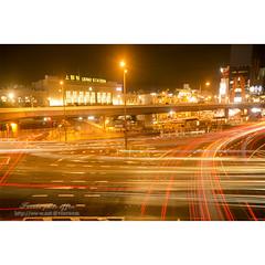 上野駅前夜景 (Fotarts) Tags: 夜景 上野 東京 風景 city metropolis night view landscape station tokyo ueno japan