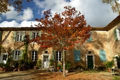 Villeneuvette (Michel Seguret Thanks for 13.4 M views !!!) Tags: france herault languedoc occitanie michelseguret nikon d800 pro automne autumn fall herbst