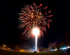 Redbourn fireworks (rwbthatisme) Tags: