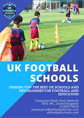 UK Football Schools (marvin_hilbert) Tags: footballschoolsuk football academy in england soccer uk