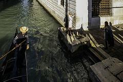 Venice (Terrycym) Tags: italy venice sanmarco italia venezia veneto canal gondola europe flickrclickx posing