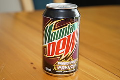 Mountain Dew Passionfruit Frenzy (Like_the_Grand_Canyon) Tags: new zealand neuseeland kiwi christchurch december vacation 2018 dew soda soft drink
