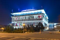 Politehnica Bucharest (αpix) Tags: politehnica bucuresti romania night view sony alpha 7 upb bucharest
