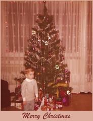 Christmas Memories (WesternOutlaw) Tags: christmas christmastree holiday 70s 1970s 1970