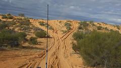 _DSC9124 (slackest2) Tags: bush outback road track australia sand simpson desert french line dunes swails foliage