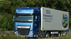 DK - Delta Handelsselskab >Gourmet Partner< DAF XF 106 SSC (BonsaiTruck) Tags: delta handelsselskab gourmet partner daf lkw lastwagen lastzug truck trucks lorry lorries camion caminhoes