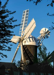 Holgate Windmill, November 2018 -