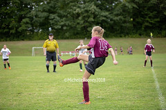 3W7A1161eFB (Kiwibrit - *Michelle*) Tags: mms girls soccer team play game home monmouth mustang middle school hailey 092018 2018 spruce mountain