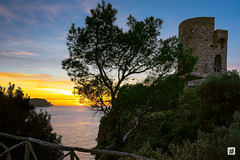 Torre del Verger (timobohnenkamp) Tags: mallorca palmademallorca2018 urlaub spanien sonnenuntergang sunset haida filter langzeitbelichtung long exposure verlaufsfilter landschaft