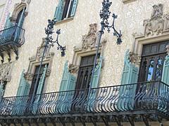 Ornately Beautiful! ('cosmicgirl1960' NEW CANON CAMERA) Tags: barcelona spain espana architecture buildings gaudi travel holidays yabbadabbadoo
