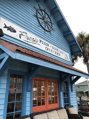 Bubba's Seafood House Orange Beach, Al (King Kong 911) Tags: orange beach large chair anchor food dining