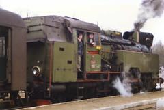 45.09 (Ray's Photo Collection) Tags: poland steam railway train pkp railways polish winter snow tour rail